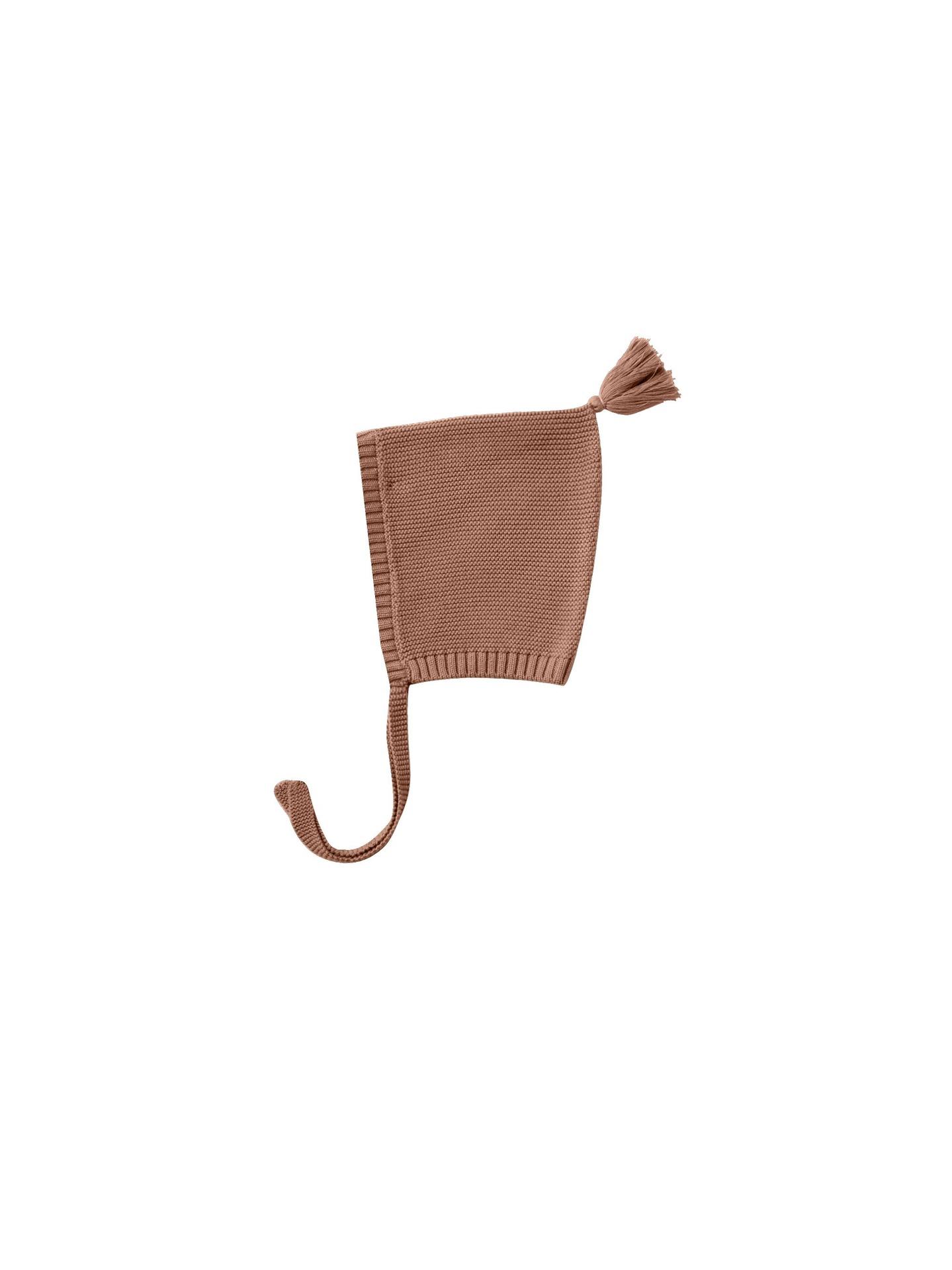Quincy Mae Knit Pixie Bonnet