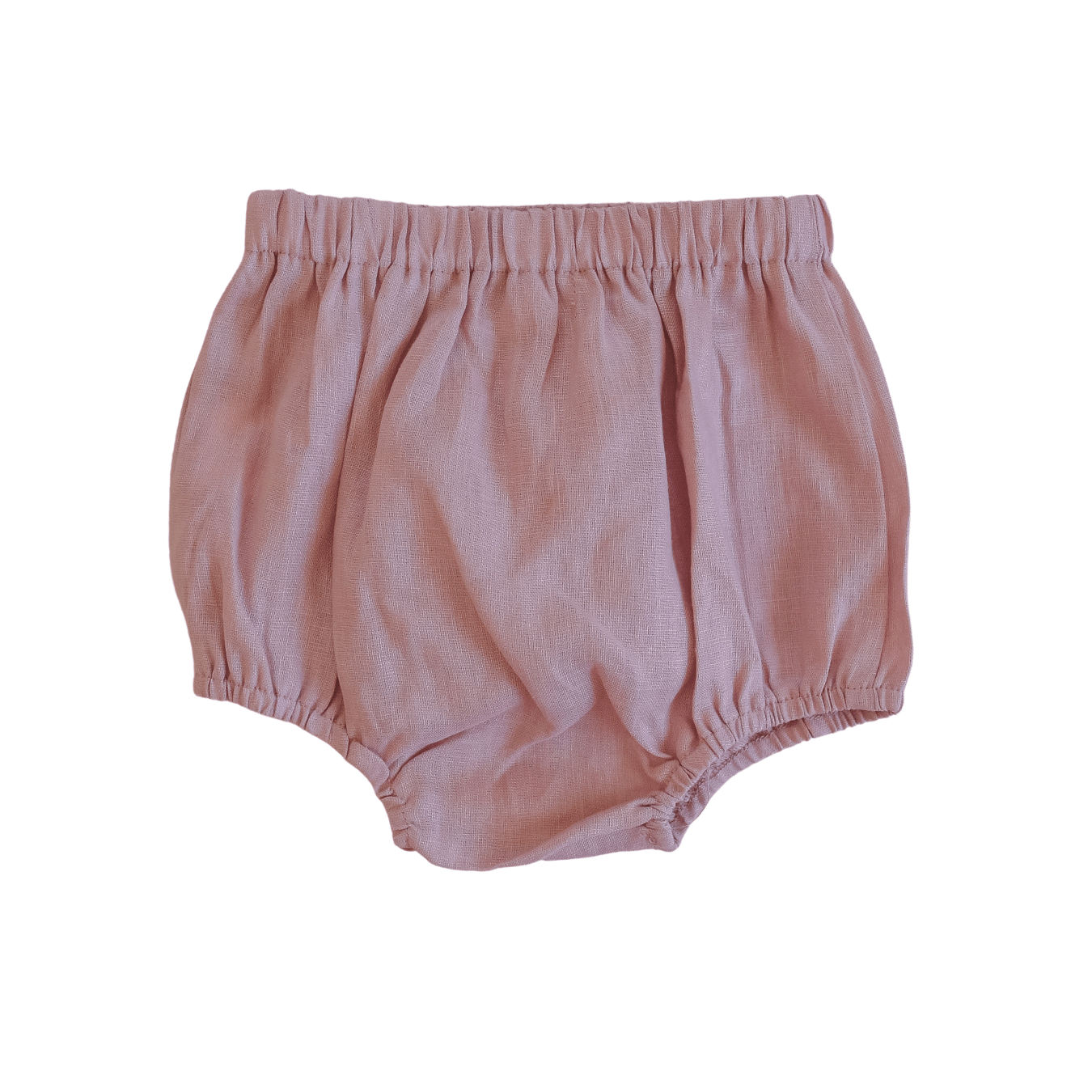 Two Darlings Linen Nappy Cover (peony)