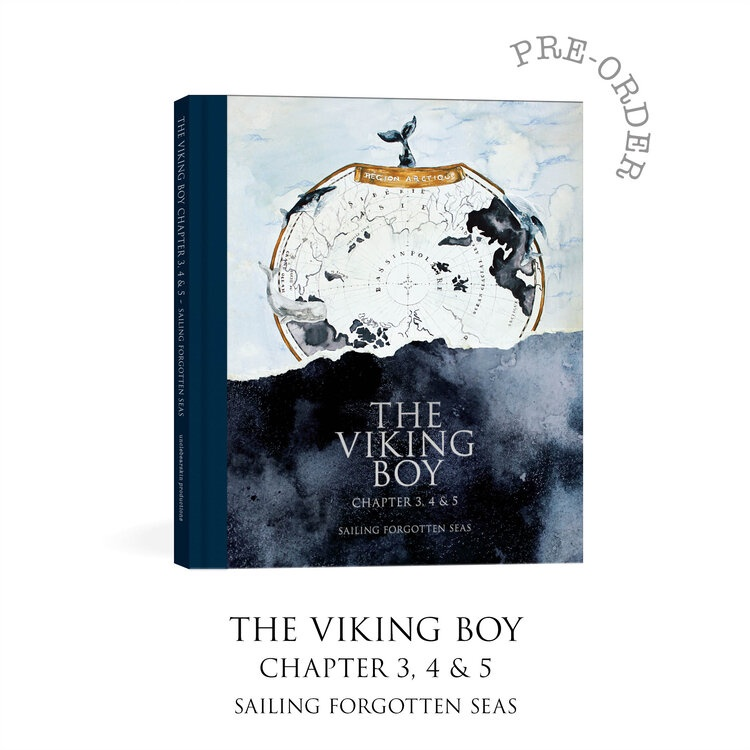 Unclebearskin Productions The Viking Boy Chapters 3,4 and 5