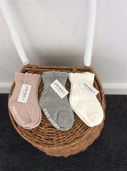 Little Ma Zoes Wave Socks