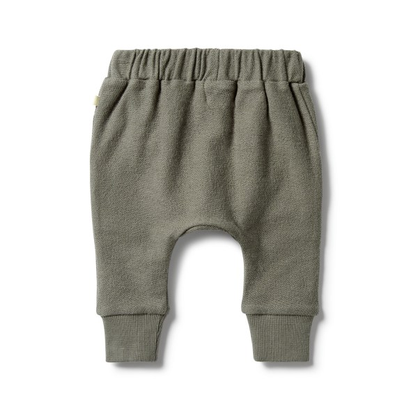 Wilson and Frenchy French Terry Slouch Pant (allo)