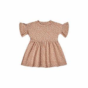 Rylee and Cru Jersey Babydoll Dress (ditsy)