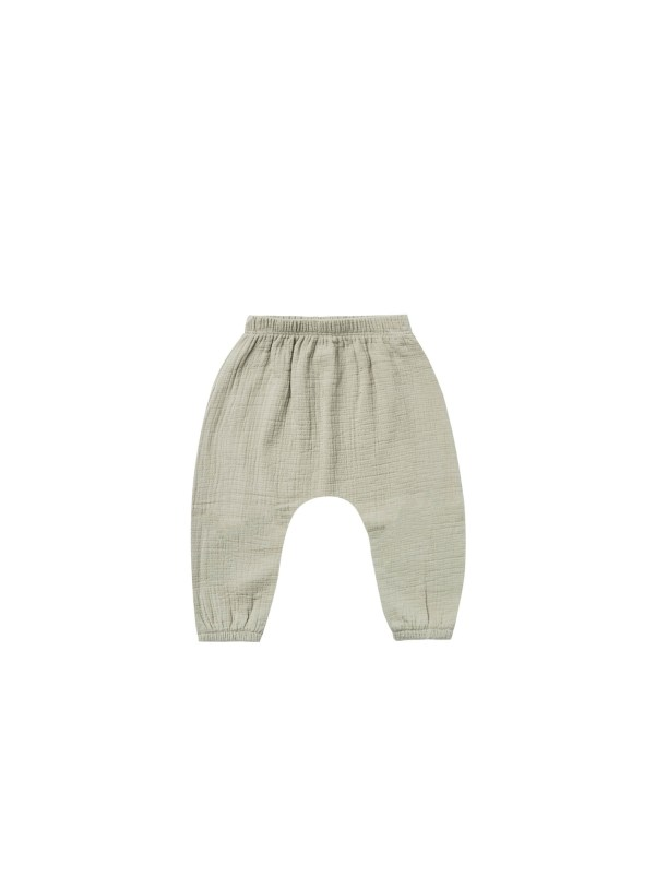 Quincy Mae Baby Woven Harem Pant