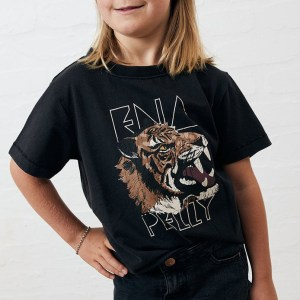 Ena Pelly Wilderness Tee (black)