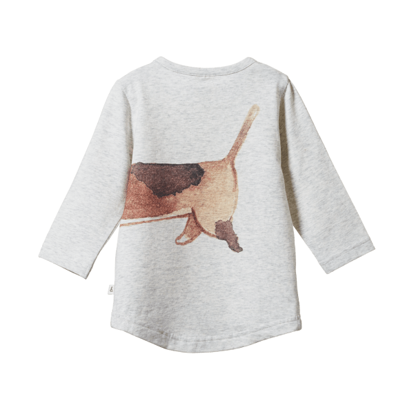 Nature Baby Stretch Jersey Tee
