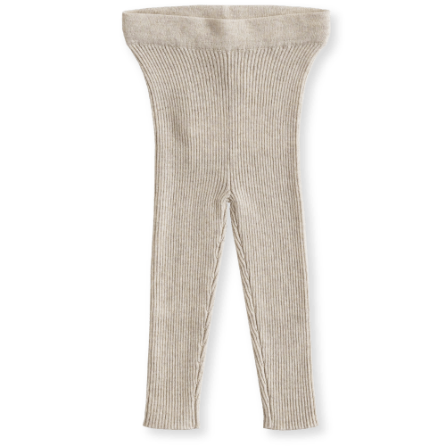 Grown Speckled Merino Pull Over (coffee)
