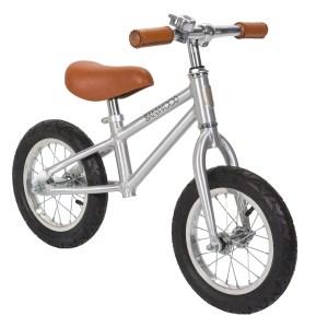 Banwood First Go Balance Bike (chrome)