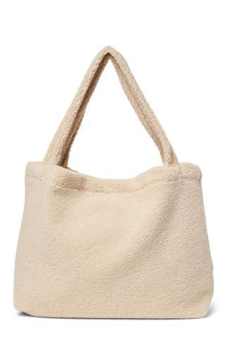 Studio Noos Chunky Teddy Mommy Bag (ecru)