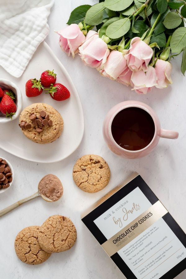 Milk and Cookies By Jewels Lactation Cookies