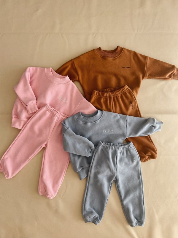 Tiny Trove 3D Logo Woodie Tracksuits