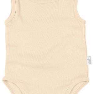 Toshi Dreamtime Singlet Bodysuit (almond)
