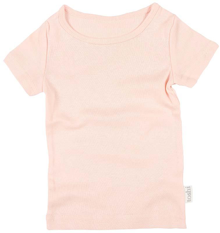 Toshi Dreamtime S/S Tee (blush)