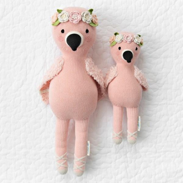 Cuddle + Kind Penelope the Flamingo **PRE ORDER