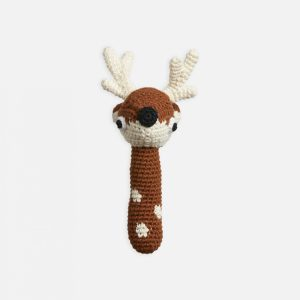 Miann and Co reindeer rattle