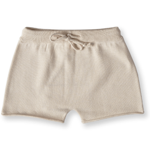 Grown Knitted Shorts (shell)