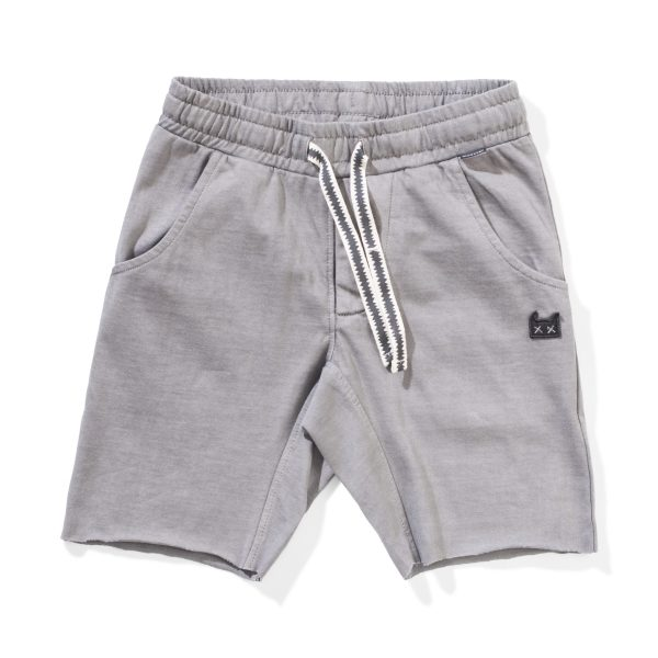 Munster Day To Day Short (washed charcoal)