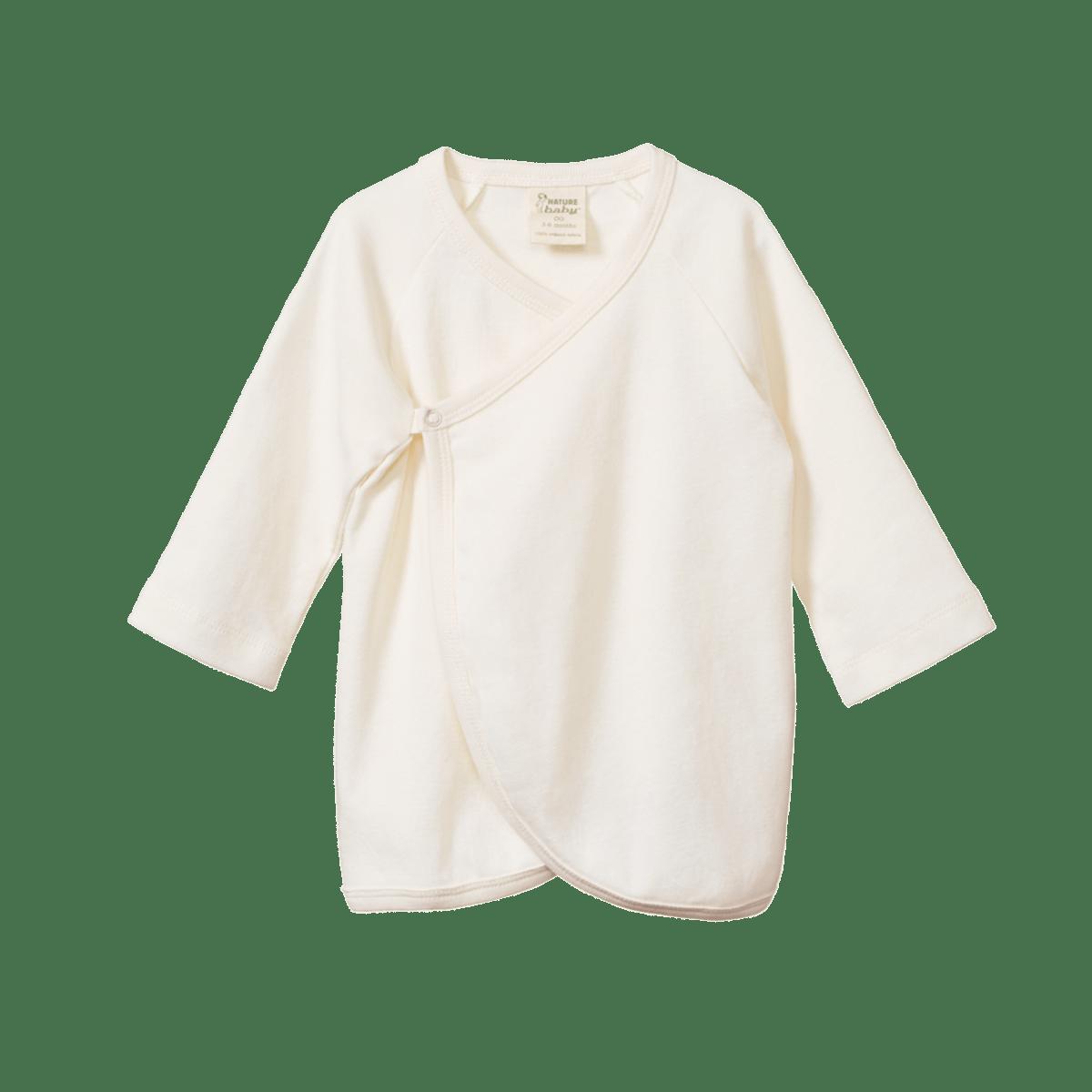 Nature Baby Kimono Jacket (natural)