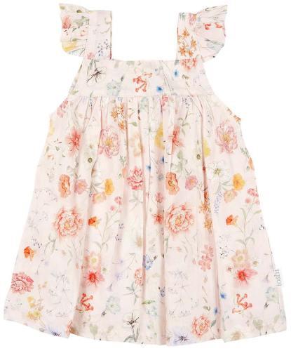 Toshi Baby Dress Secret Garden (blush)