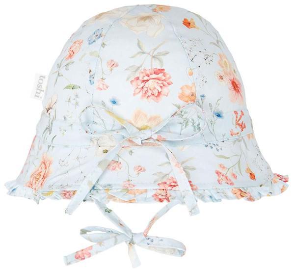 Toshi Bell Hat Secret Garden (sky)