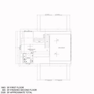 Rosman's Modified Jocassee V Third Floor