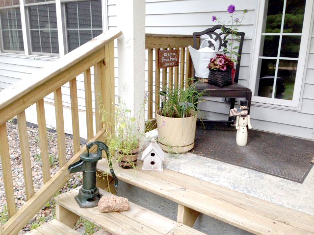 Front Porch Decor | Love My DIY Home