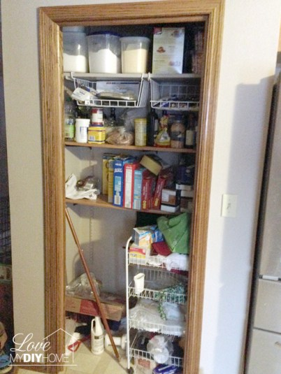 Is your pantry disorganized?