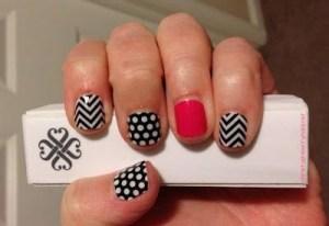 Jamberry Nails DIY Nail Art
