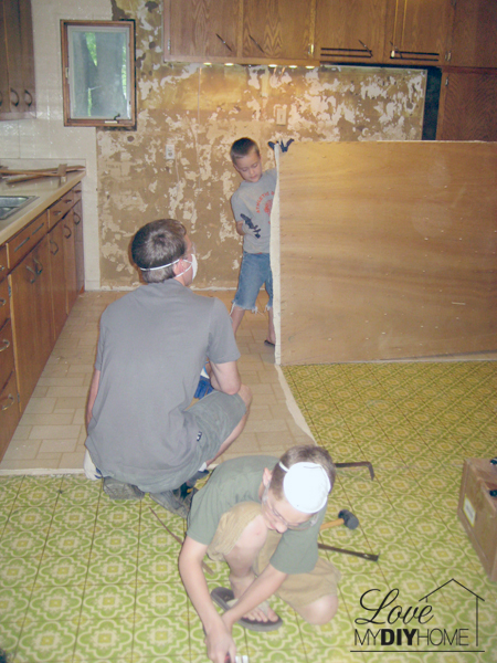 Keeping Up With the Joneses | Love My DIY Home