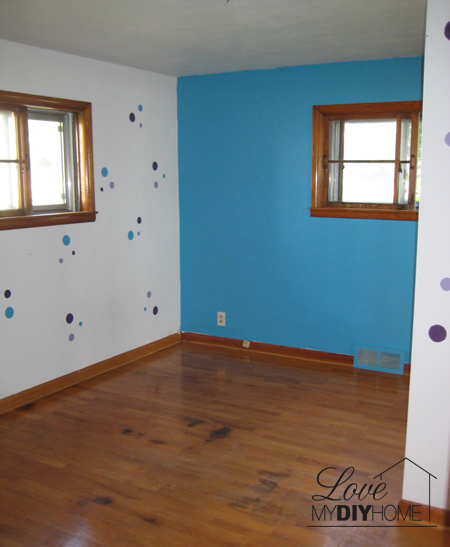 Foreclosed Home Redo {Love My DIY Home}