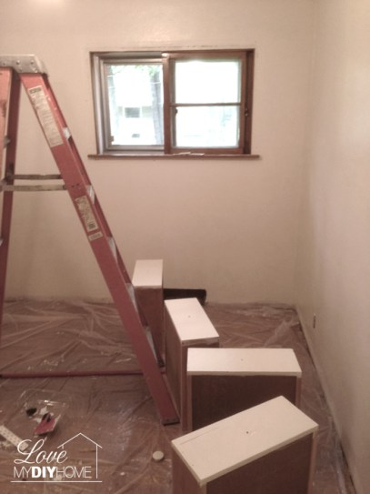 Keeping Up With the Joneses Reno Progress {Love My DIY Home}