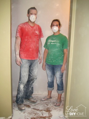 Weary DIY'ers {Love My DIY Home}