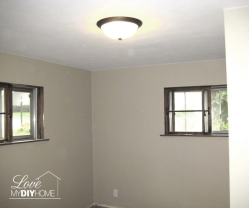 Master Bedroom Reno Progress {Love My DIY Home}