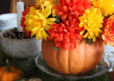 Thanksgiving Table DIY Projects – What will be on your table this year?