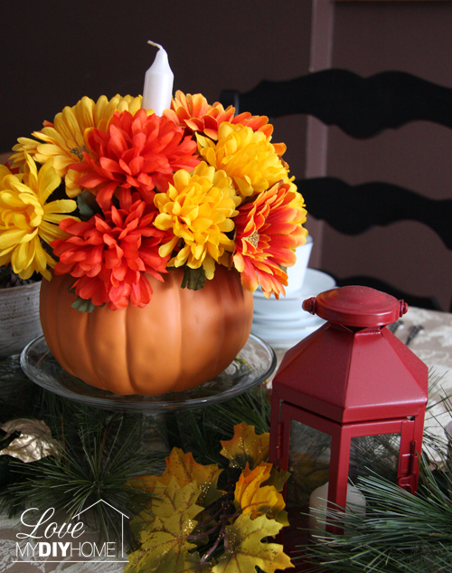 Fall Tablescapes - LMDH