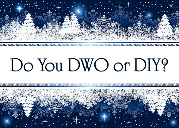 Do You DWO or DIY? {Love My DIY Home}