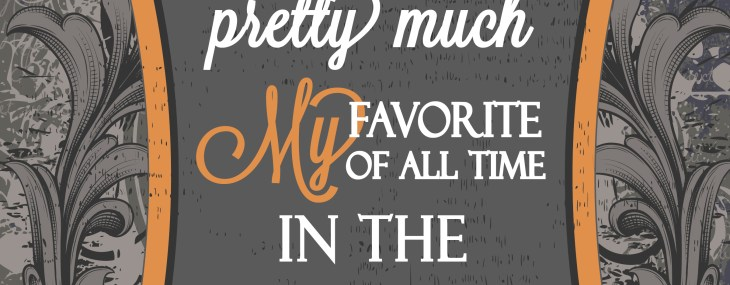 Free Word Art – You're My Favorite