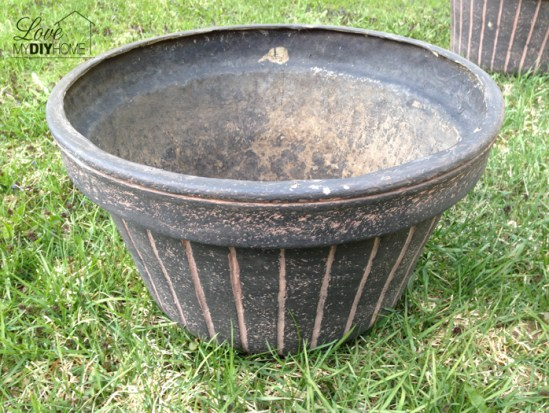 Outdoor Pots Revived! {Love My DIY Home}