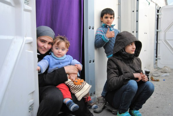 Aiding Refugees in Lesvos {Love My DIY Home}