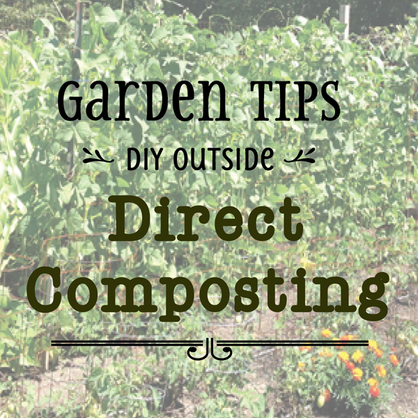Trench Composting With Kitchen Scraps: Improving Garden Soil