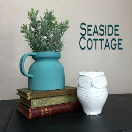 Seaside Cottage {Love My DIY Home}