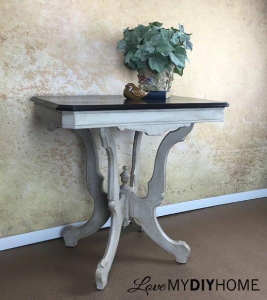 Java Gel Table Top {Love My DIY Home}