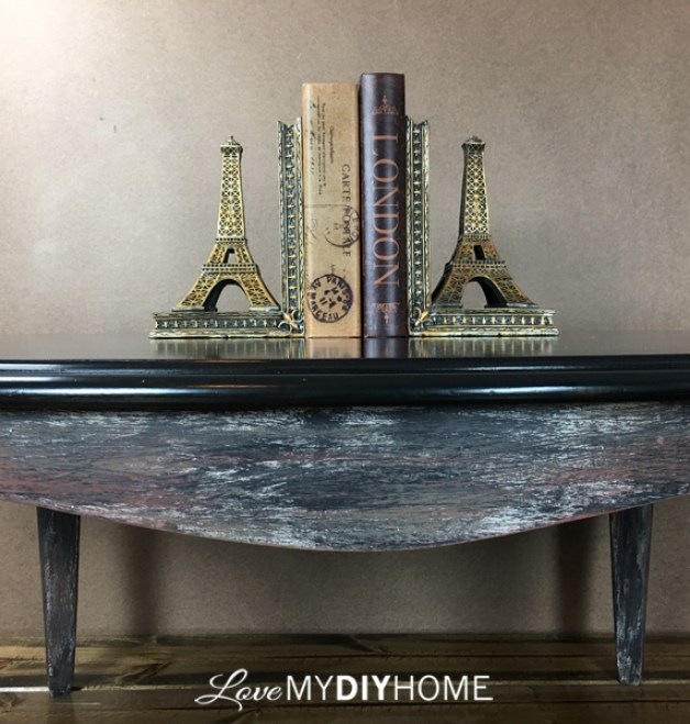 Ethan Allen Coffee Table Do-Over with OFMP {Love My DIY Home}