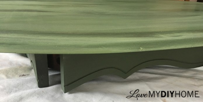 Coffee Table Update OFMP {Love My DIY Home}