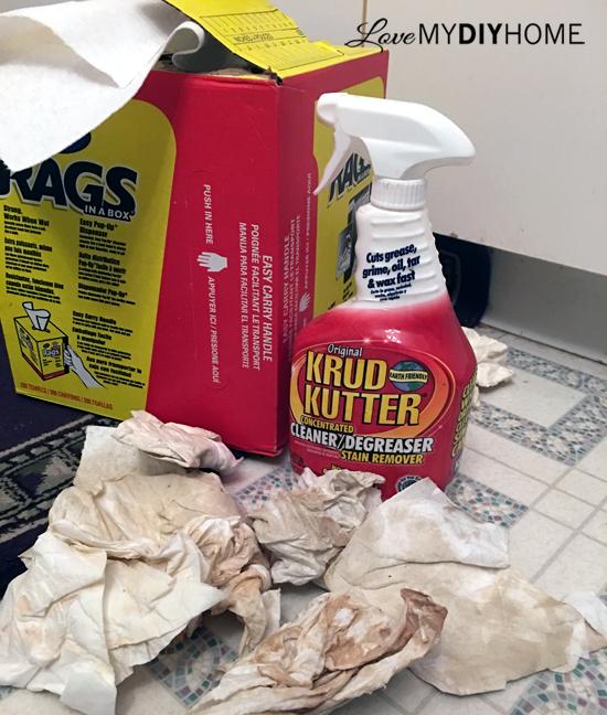 Krud Kutter {Love My DIY Home}