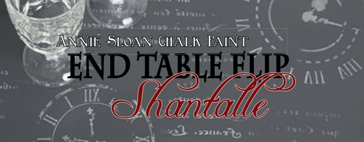 """Shantalle"" Side Table Flips for Annie Sloan"