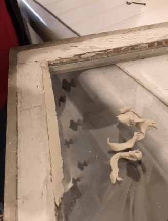 smoothing window putty2