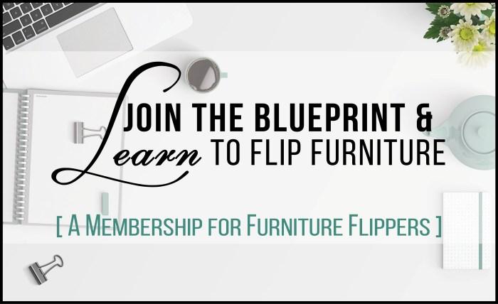 Furniture Flopping Blueprint
