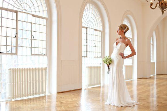 Art Deco Wedding Gowns: Art Deco Bridal At One Marylebone London…