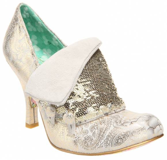 Bridal Shoes Yorkshire: New Irregular Choice Wedding Shoes
