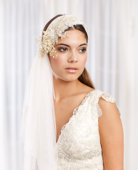 Jannie Baltzer New 2013 Collection Of Couture Headpieces